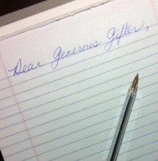Dear Generous Gifter-2