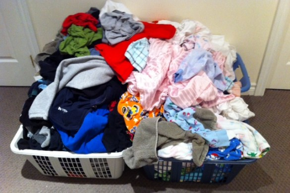 Laundry!