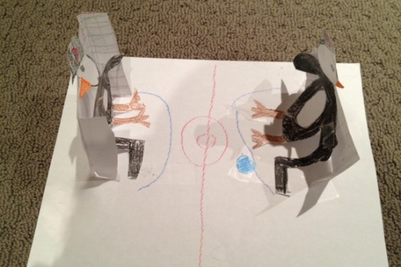 Hockey Penguin1