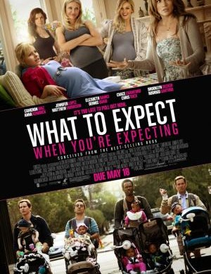 What to expect poster