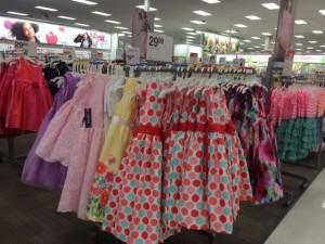 Target Easter Dresses