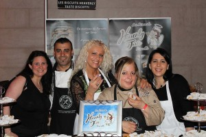 With Mama Mima & the Heavenly Taste Biscotti Family :)