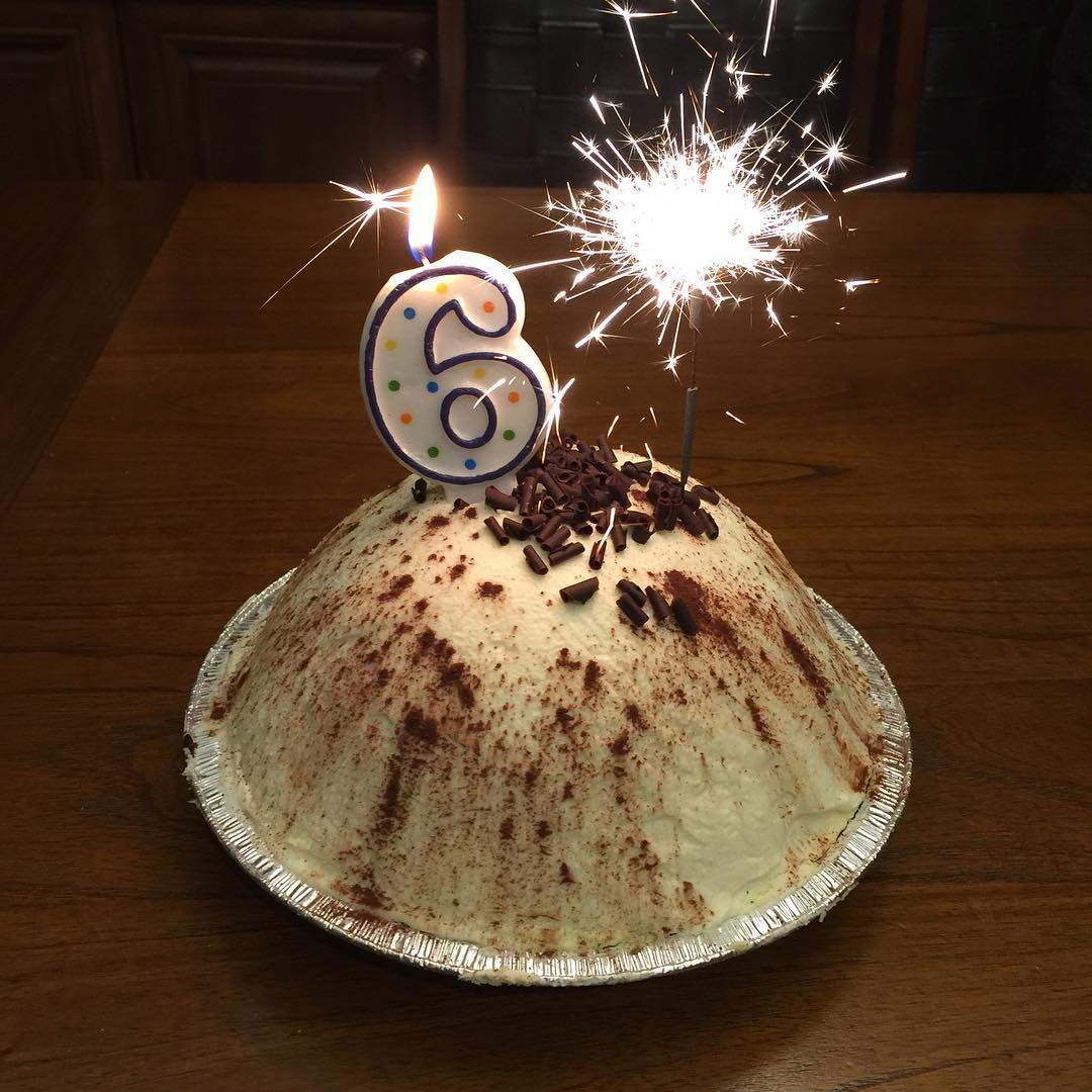 Happy 6th #anniversary montrealmom.com! #entrepreneur #blogger #mompreneur #gratitude