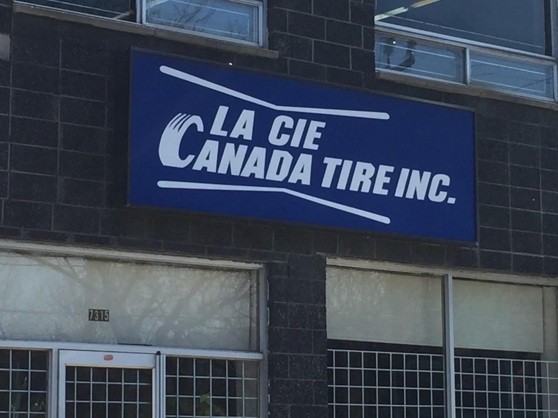 La Cie Canada Tire