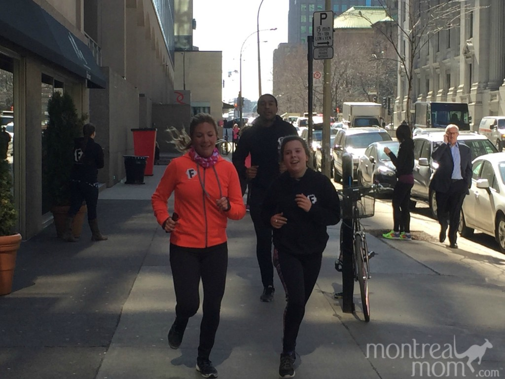 No one left behind with Sophie Grégoire Trudeau #FitSpirit