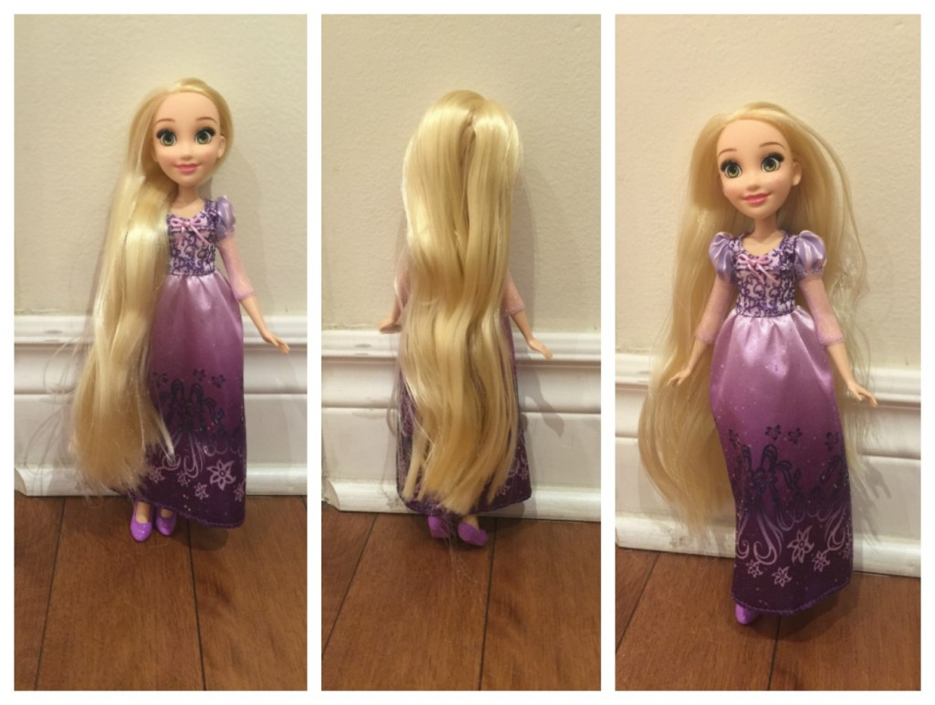 Rapunzel Collage