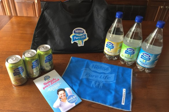 Nestlé Pure Life Sparkling 7-day Challenge