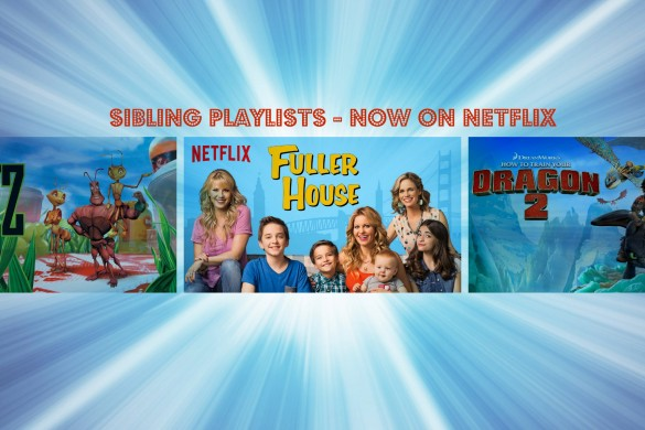 Sibling Playlist Netflix Slider