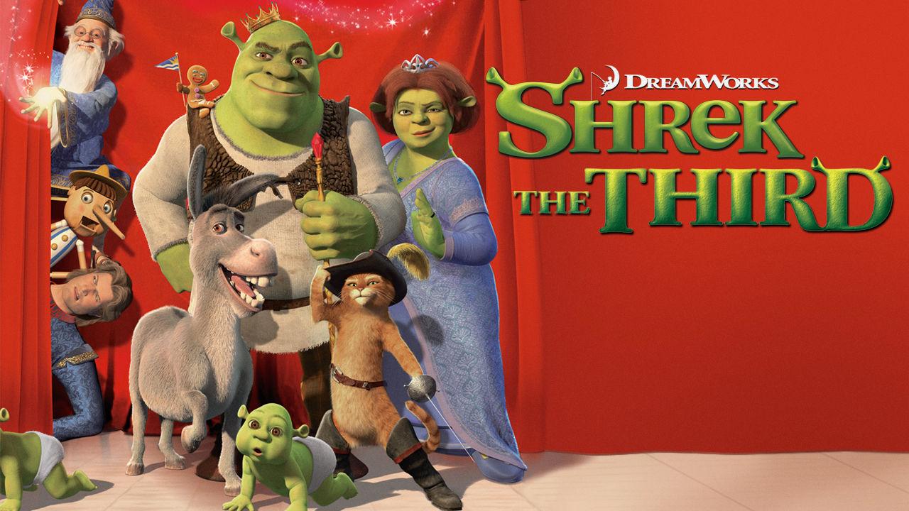 Voices for shrek movie