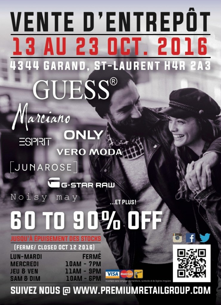 Guess Montreal flyer [1]