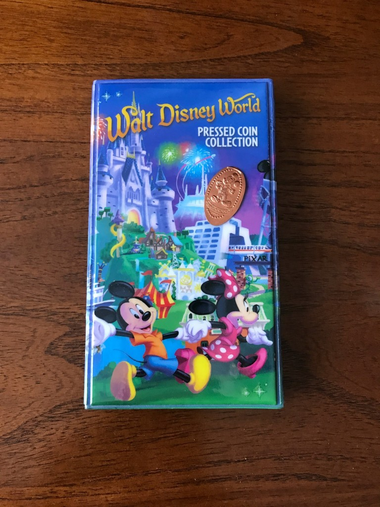 Disney Pressed Coin Book