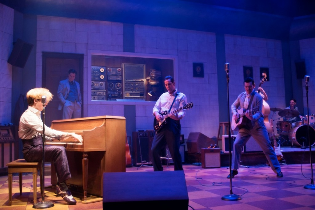 7790_Christo Graham, James Loye, Ed Murphy, George Krissa, Peter Colantonio-Million Dollar Quartet_2017(Andree Lanthier)