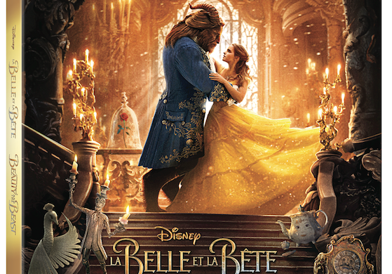 Beauty and the Beast - Pack Shot (Bilingual)