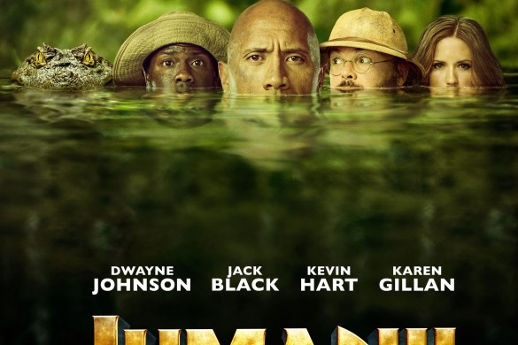 Watch Jumanji: Welcome to the Jungle (2017) Free Online